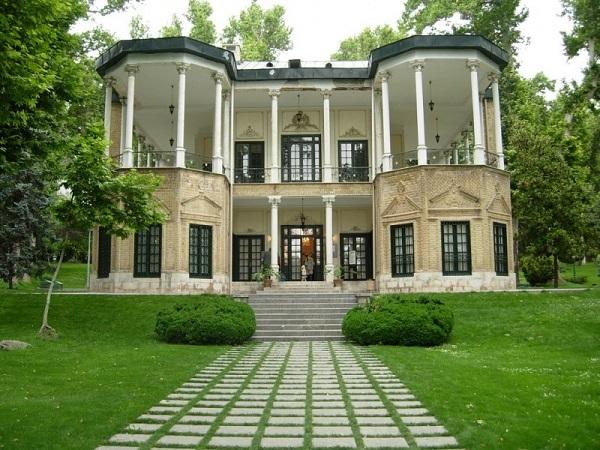 saa'd abad palace