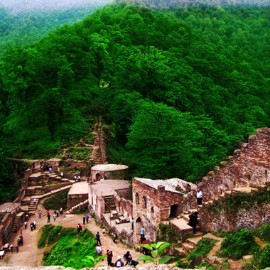 Ghalehrudkhan (Rudkhan castle)، iran travel agencies ،Iran tour packages، tour operators in iran