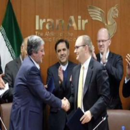 contract between Iran air and Airbus، iran travel agencies ،Iran tour packages، tour operators in iran