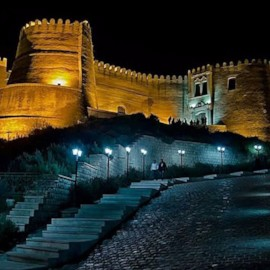 Falakolaflak castle، iran travel agencies ،Iran tour packages، tour operators in iran