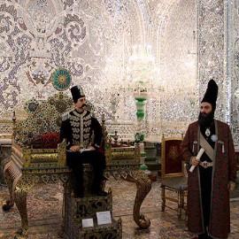 Sahebgharaneah palace، iran travel agencies ،Iran tour packages، tour operators in iran