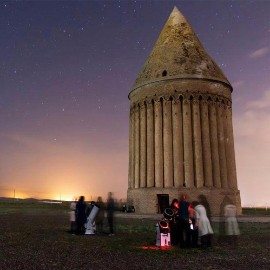 Amazing Radkan Tower، iran travel agencies ،Iran tour packages، tour operators in iran