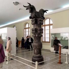 Ancient Iran Museum، iran travel agencies ،Iran tour packages، tour operators in iran