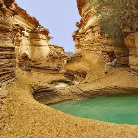 """ Chahkooh "" canyon، iran travel agencies ،Iran tour packages، tour operators in iran"