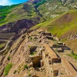 Trip to Iran for visit wonderful Alamoot fort، iran travel agencies ،Iran tour packages، tour operators in iran