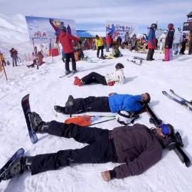 Trip to Iran for ski in the international resort، iran travel agencies ،Iran tour packages، tour operators in iran