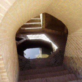 """2500-year-old """" Gonabad """" Aqueduct is one of the wonders of Iranian civilization، iran travel guide، iran private tours، Holiday tour to Iran، group tours to iran"""