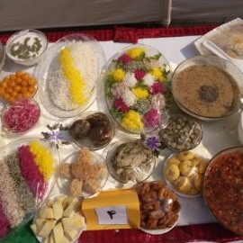 wanaa test delicious foods? Trip to Iran، iran travel agencies ،Iran tour packages، tour operators in iran