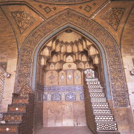 """ Hakim "" or "" Joorjir "" mosque، iran travel guide، iran private tours، Holiday tour to Iran، group tours to iran"