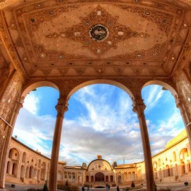 Trip to Iran for more introduce with Pure Iranian architecture، iran travel agencies ،Iran tour packages، tour operators in iran