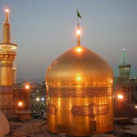 Trip to Iran for hear timpaning in the holy shrine، iran travel agencies ،Iran tour packages، tour operators in iran