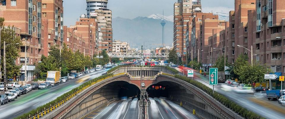 tehran streets