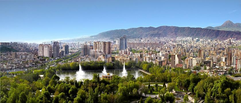 Business trip to Iran