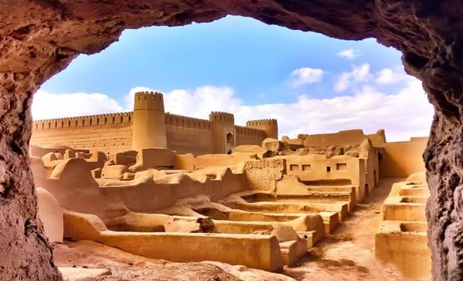 visit iran-Bam