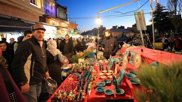 Nowrooz in Iran