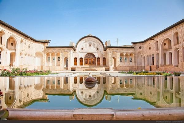 Tabatabaei House Kashan