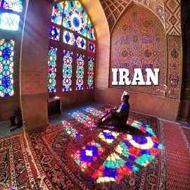 Travel to Iran from Malaysia