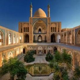 Destinos de Irán
