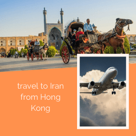 travel to Iran from Hong Kong