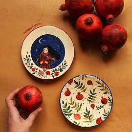 Yalda Night (An Iranian tradition)