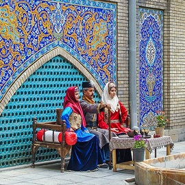 GOLESTAN PALACE، iran travel agencies ،Iran tour packages، tour operators in iran