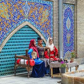 GOLESTAN PALACE، Holiday tour to Iran، group tours to iran، Iran cheap hotels، desert tour iran