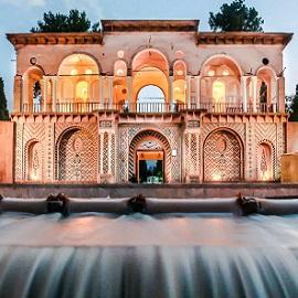 SHAHZADEH GARDEN, KERMAN، iran travel agencies ،Iran tour packages، tour operators in iran