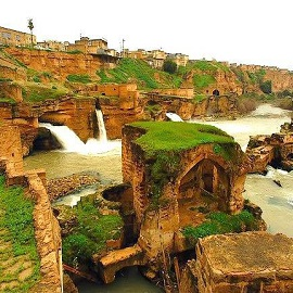 Watermills-Shushtar، iran travel agencies ،Iran tour packages، tour operators in iran