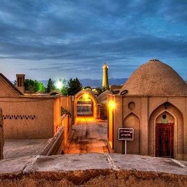 Silence tower of Yazd city، iran travel agencies ،Iran tour packages، tour operators in iran