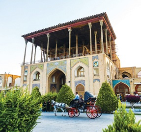 ALIGHAPOO PALACE، iran travel guide، iran private tours، Holiday tour to Iran، group tours to iran