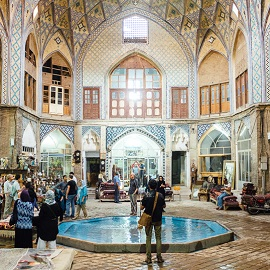 Aminoddoleh Caravanserai، iran travel agencies ،Iran tour packages، tour operators in iran