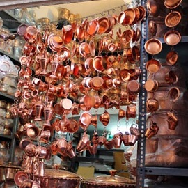 Old copper market of Yazd، iran travel guide، iran private tours، Holiday tour to Iran، group tours to iran