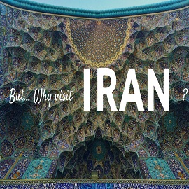 Know before Iran tours