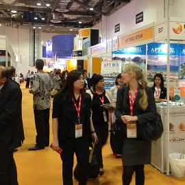 Tourism Exhibition. ITB ASIA SINGAPORE، iran travel agencies ،Iran tour packages، tour operators in iran