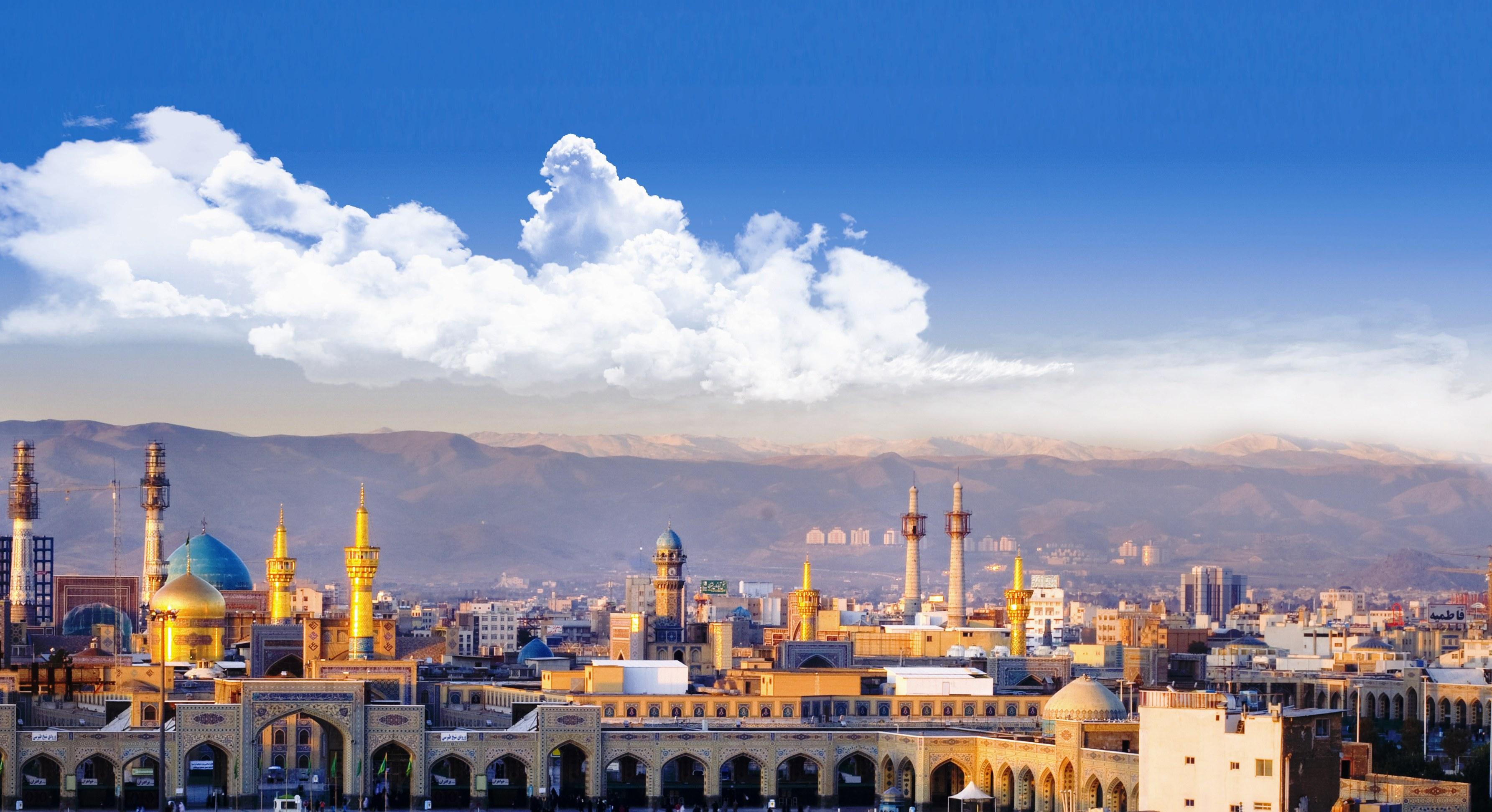 history of Mashhad