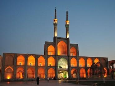 Mir Chakhmaq Mosque, Yazd