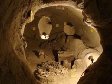 Nushabad Underground City