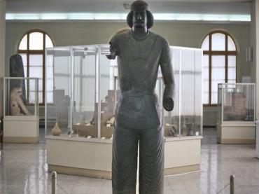 Iran national (bastan) Museum,Tehran