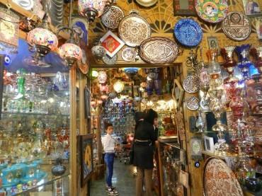 ghalam kari  and khatam bazar