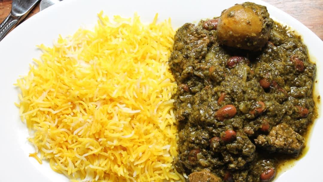 foods in iran