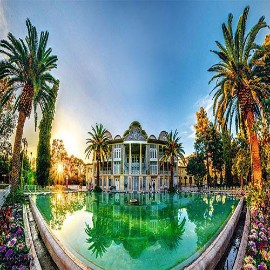 Amazing Eram garden، iran travel agencies ،Iran tour packages، tour operators in iran
