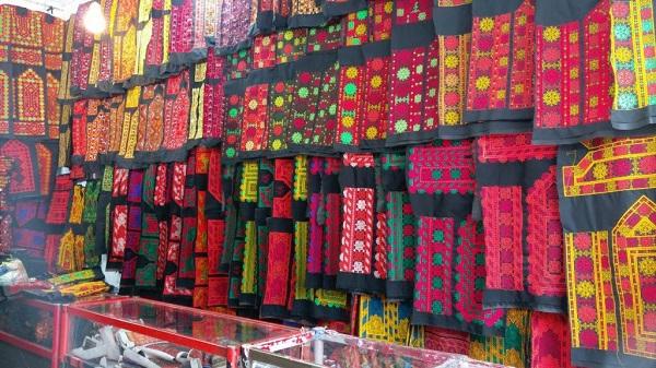 mashhad bazaar