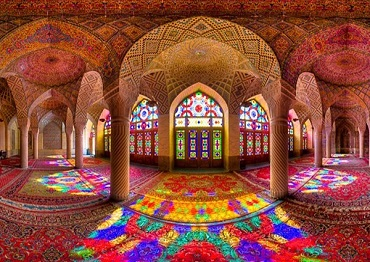 Iran luxury tour