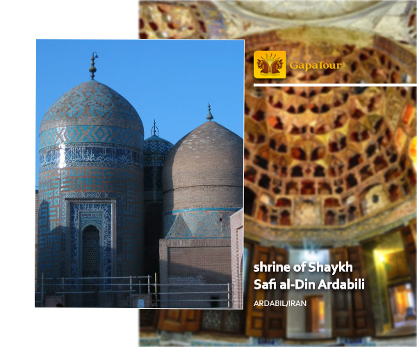 shrine of sheykh Ardebil