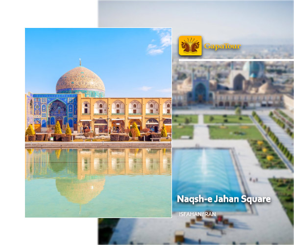 naghshe jahan square