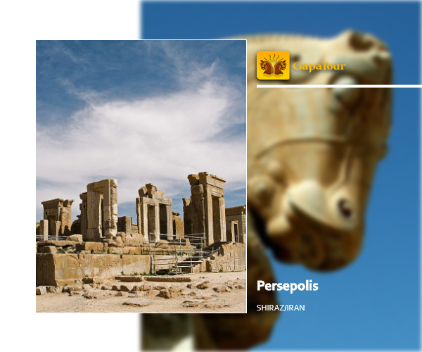 Perspolis Shiraz Iran