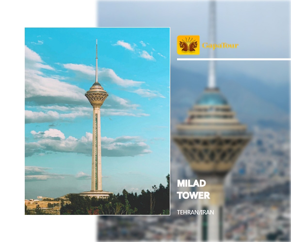 milad tower Tehran